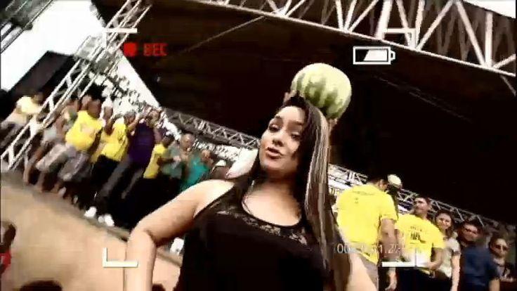 Melhor do Brasil leva Andressa Soares para a Festa da Melancia, no Piauí - Vídeos - R7