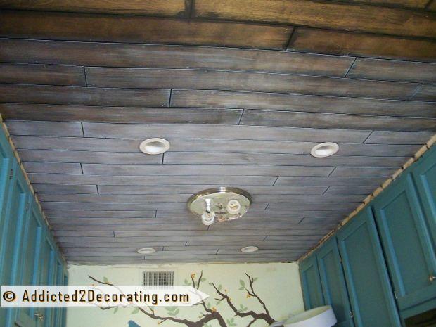 Wood Slat Ceiling Ideas