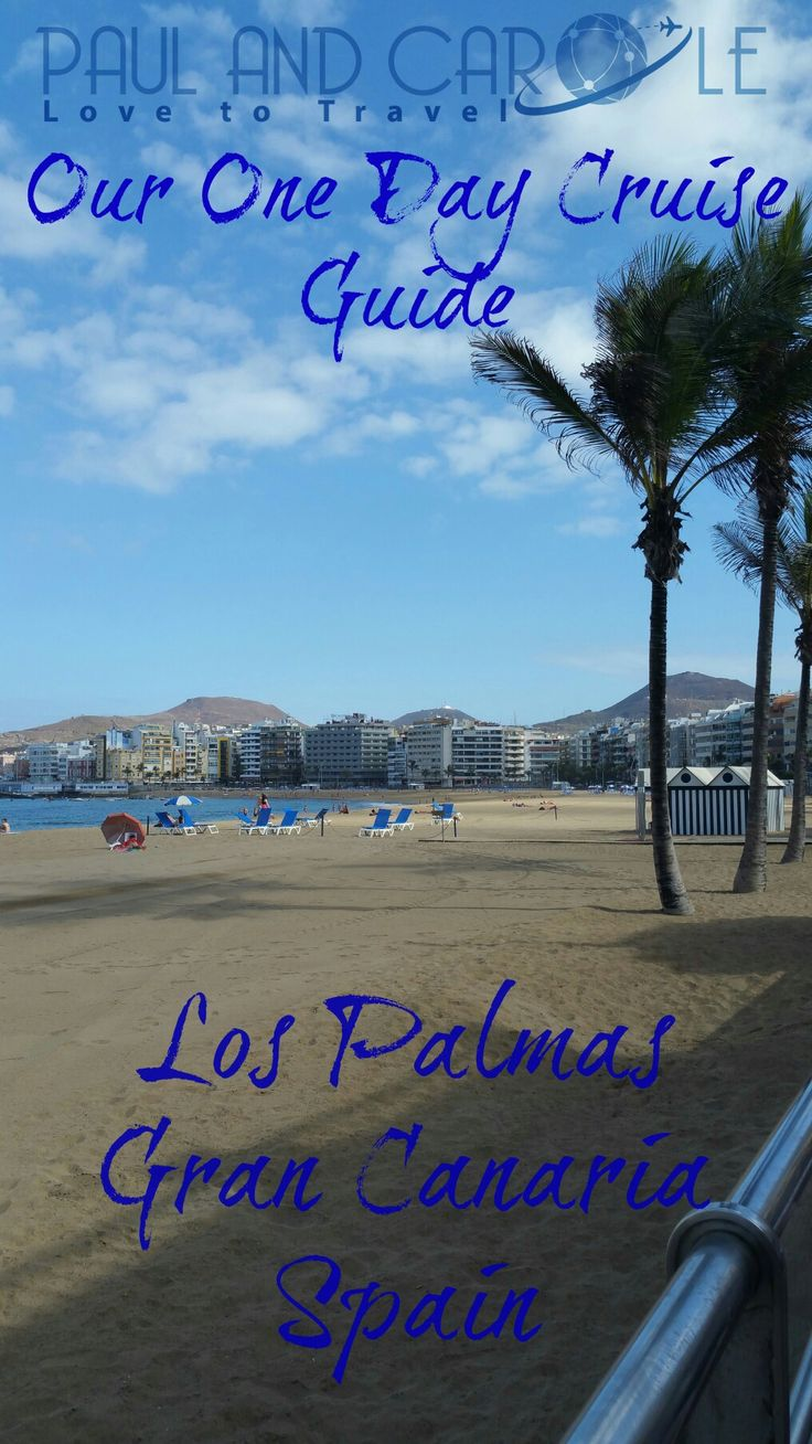 We sailed to Las Palmas in Gran Canaria on our cruise on the Independence of the Seas. Here are a few tips to spend the day and not be too far away from the ship to ensure you are back for sail away!