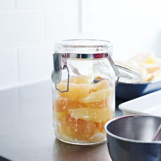 【6月の、週末しごと】第1話:さっぱりおいしい!グレープフルーツシロップの作りかた
