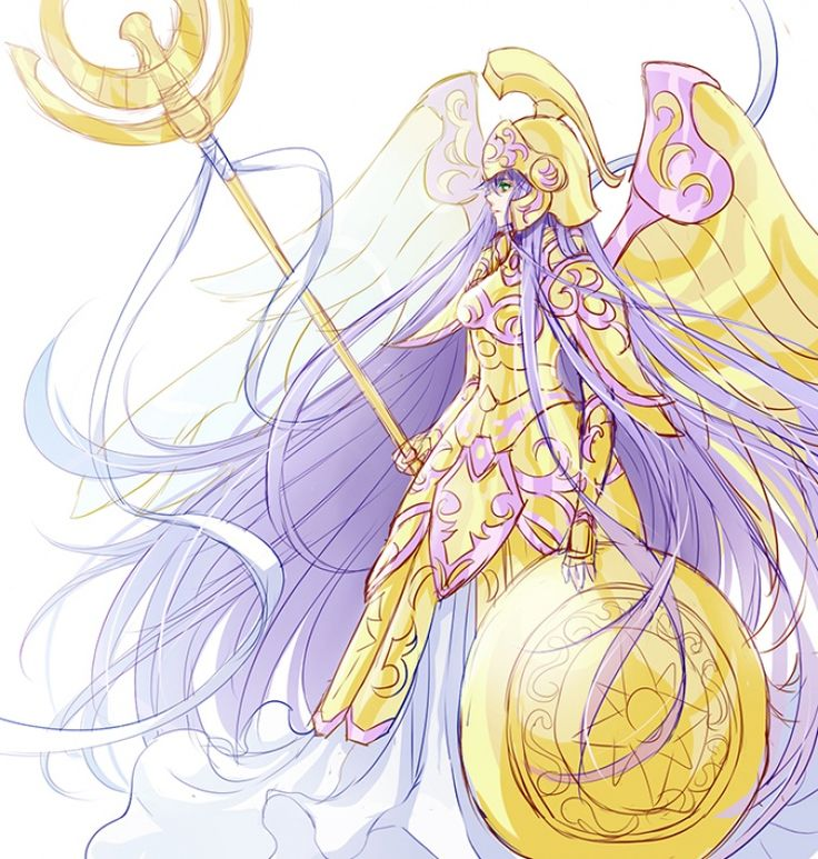 Saint Seiya - Athena