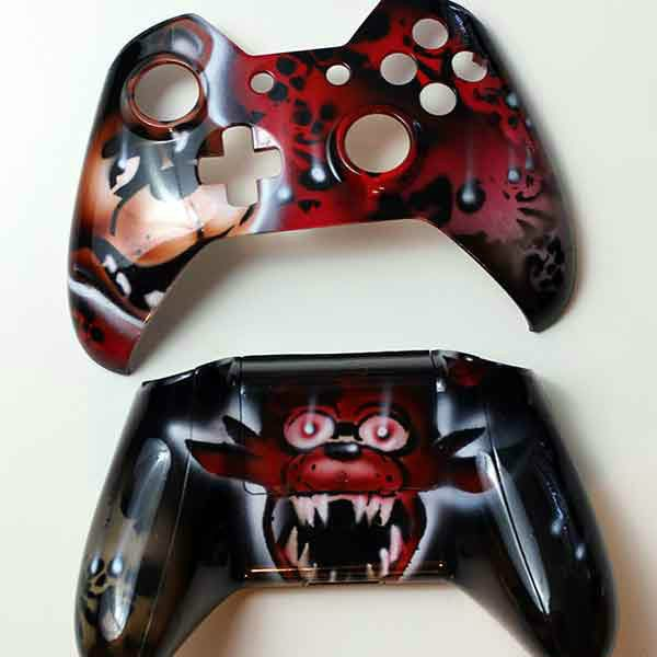 Xbox One Five Nights At Freddys Controller Five Nights At Freddys