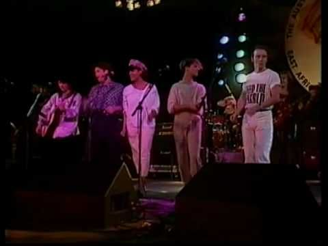 Midge Ure, Pseudo Echo etc : Can We Get Together (live 1985) - YouTube