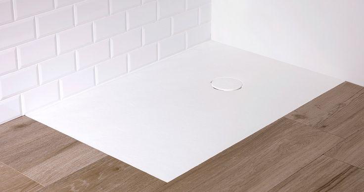 640 best bathrooms ba os images on pinterest bathroom for Plato ducha porcelanosa