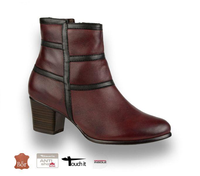 Tamaris Webáruház - 1-25017-27 537 - 1-25017-27 537 - Cipő, papucs, szandál, csizma, Tamaris, gyerek cipő, női cipő, férfi cipő