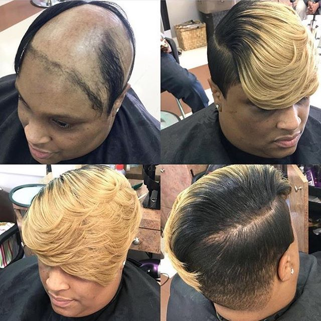 What an amazing transformation @hairbydonetta ✂ #voiceofhair VoiceOfHair.com========================== Go to VoiceOfHair.com ========================= Find hairstyles and hair tips! =========================