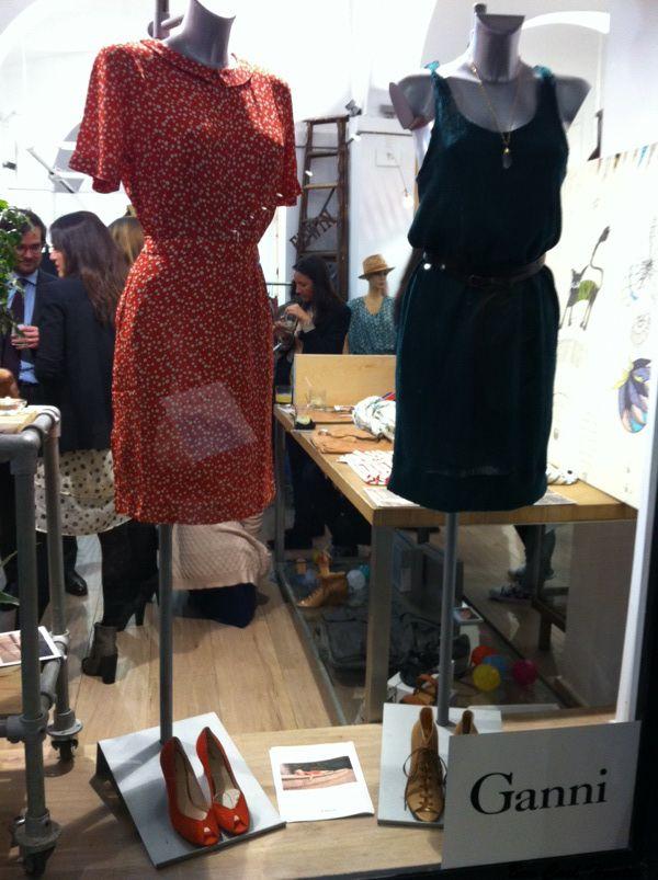 Ganni, la firma de moda de Dinamarca en Barcelona