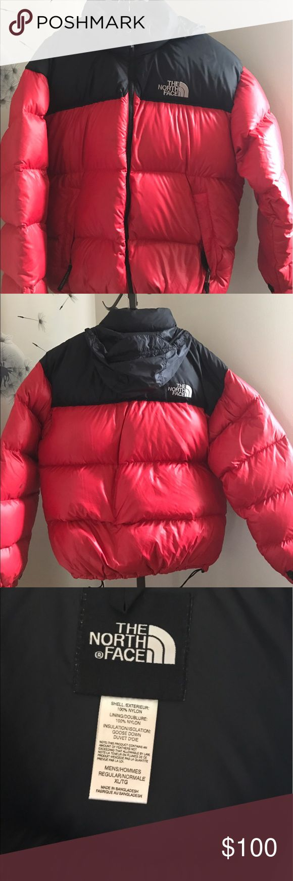 North Face Nuptse Men's size XL North Face Nuptse Goose Down Men's Coat in XL North Face Jackets & Coats Puffers