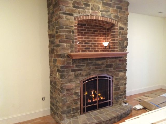 70 Best Images About Gas Direct Fireplaces On Pinterest