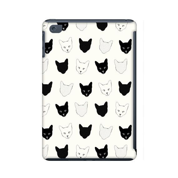 Ipad mini case cute cats pattern ipad mini case by RoveStudio, $35.00