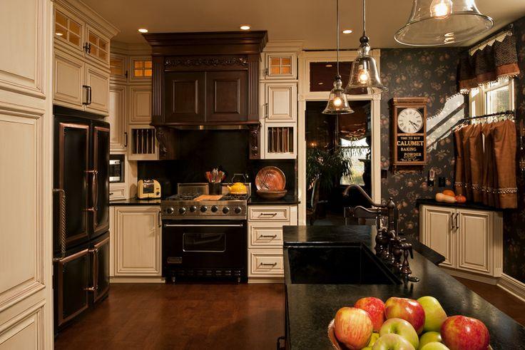 A taste of Old World Elegance from Heartland Designs #Kitchen @KitchenBathChan