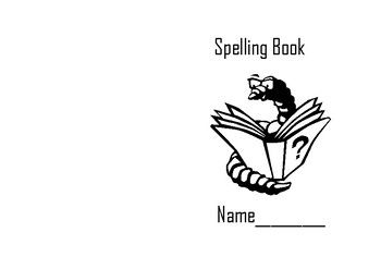 Spelling / Dictionary/ Have a go book.