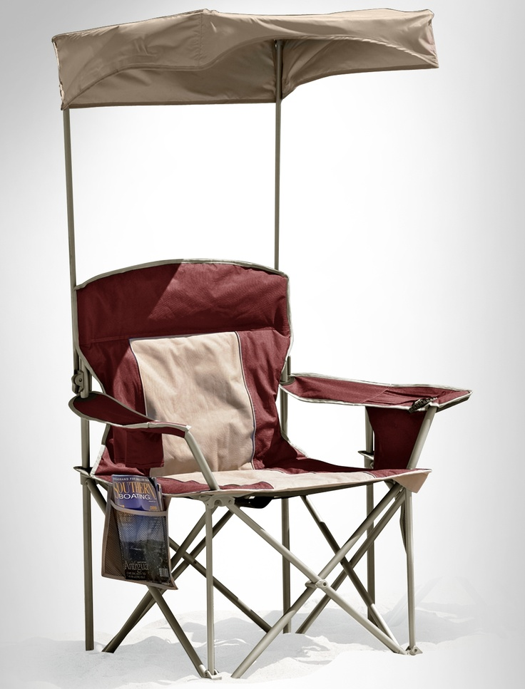 Adjustable Canopy For Heavy Duty Portable Chairs Great