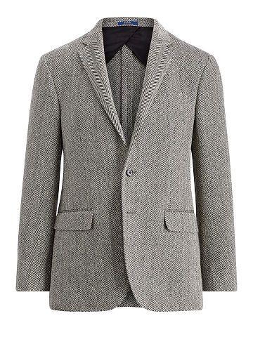 Polo Linen-Blend Sport Coat - Polo Ralph Lauren Sport Coats - RalphLauren.com