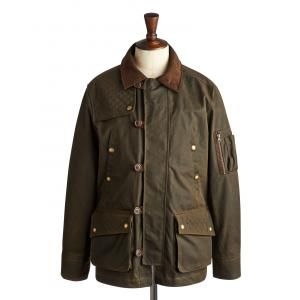 Joules Landsdale Mens Wax Jacket - £260.00 www.countryhouseoutdoor.co.uk