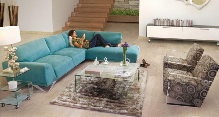 Decoraci N De Salas Por Muebles Placencia Para El Hogar