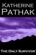 The cover of my second novel, The Only Survivor. We used a photograph of a mountain range in North America and made it almost unrecognisable. The purple tint on the clouds and matt black for the hills has a striking effect. White on black for the lettering also leaps off the page.  This cover looks fantastic in HD.