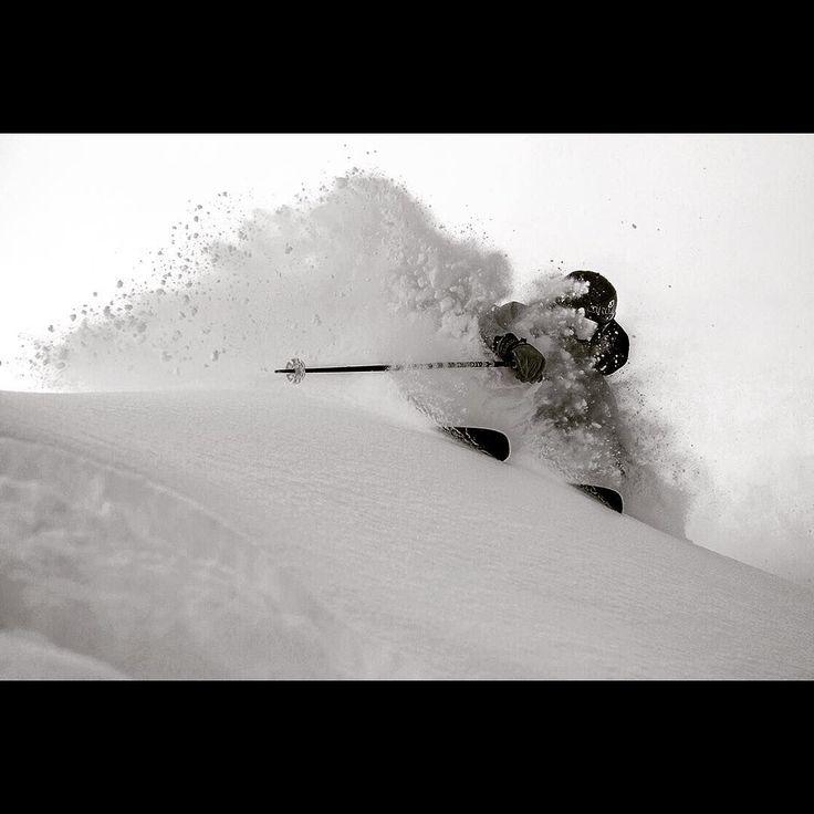 Living the Dream. . . . . . . . . . . . . Source:@cbezamat #ski #skiing #skitrip #newschoolers #freeski