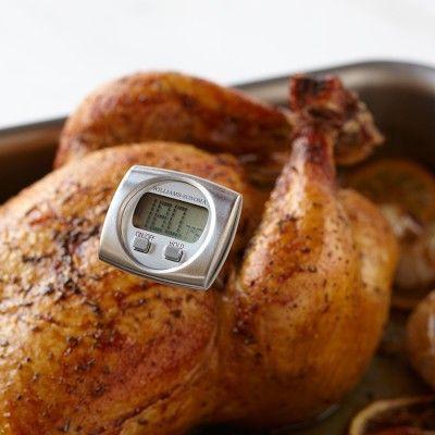 Williams-Sonoma Instant Read Digital Thermometer #williamssonoma