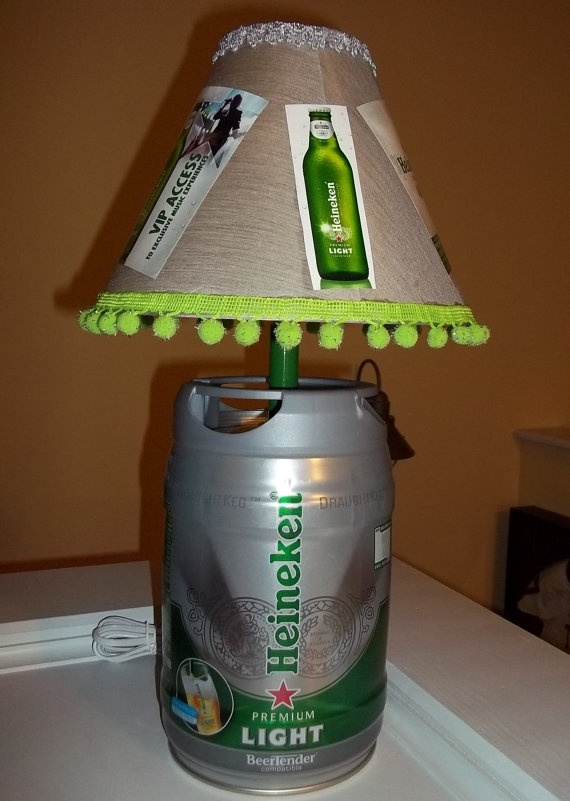 What to do with an empty keg you ask?
