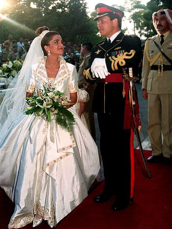 The Most Amazing Royal Wedding Dresses Ever