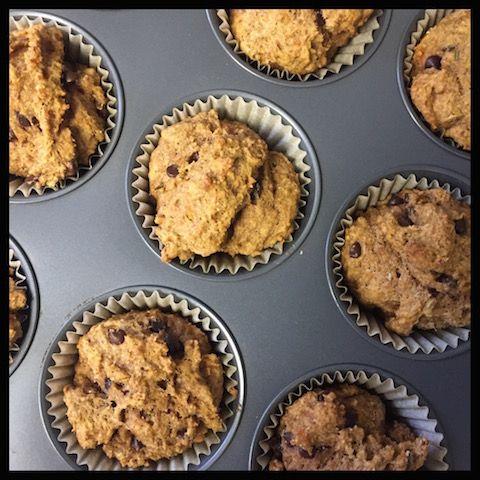 Savory Maple Squash Muffins  #muffins #cleaneating #vegan #butternutsquash #healthy #treat #mindful #baked #goodies #rosemary #chocolate #sharicreates