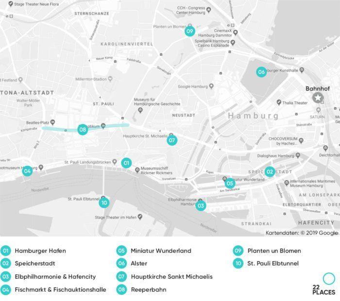 Die 10 Schonsten Sehenswurdigkeiten In Hamburg Unsere Tipps Hamburg Sehenswurdigkeiten Hamburg Tipps Hamburg Reise