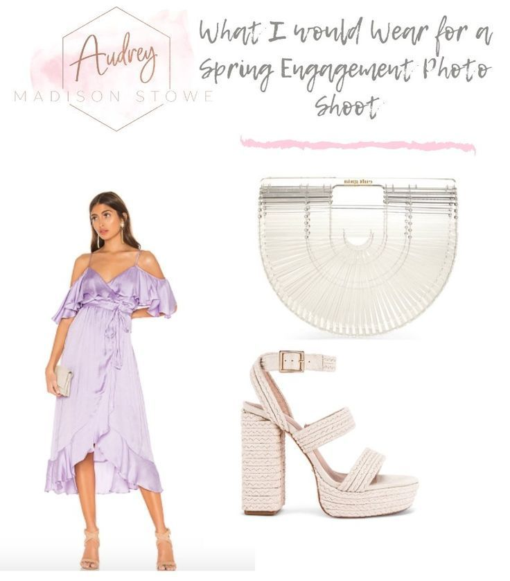 What To Wear For Engagement Photos For All Season's #dressesforengagementparty W…