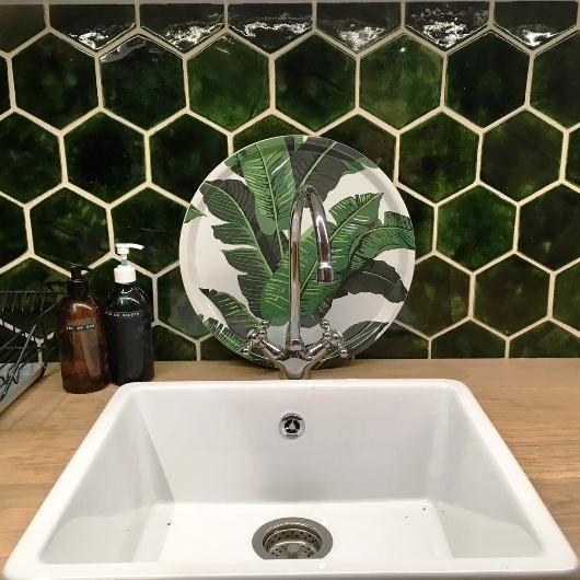 Kafle Zielone Zielone Artkafle Dekoracja Wnętrz