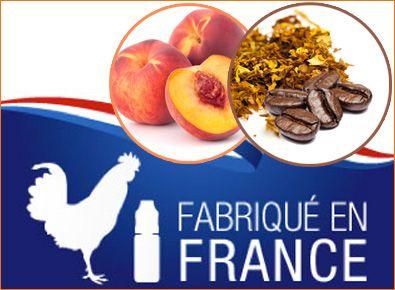 Ecig-arrete.fr vous présente l'arrivée de 2 NOUVELLES SAVEURS à sa gamme SMOOKIES : Café et Pêche Foncez !
