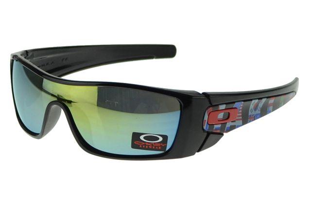 Oakley Batwolf Sunglasses Black Frame Colored Lens : oakley outlet, your description $14.94
