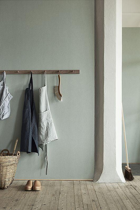 Natural Wonders: Linen Wallpaper from Boråstapeter                              …