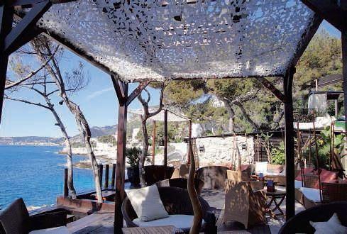 Ristoranti in riva al mare - Ristoranti - Articles : Office de Tourisme de Cap d'AIl