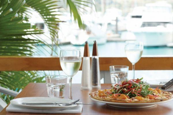Mariners Seafood Restaurant Marina Beach