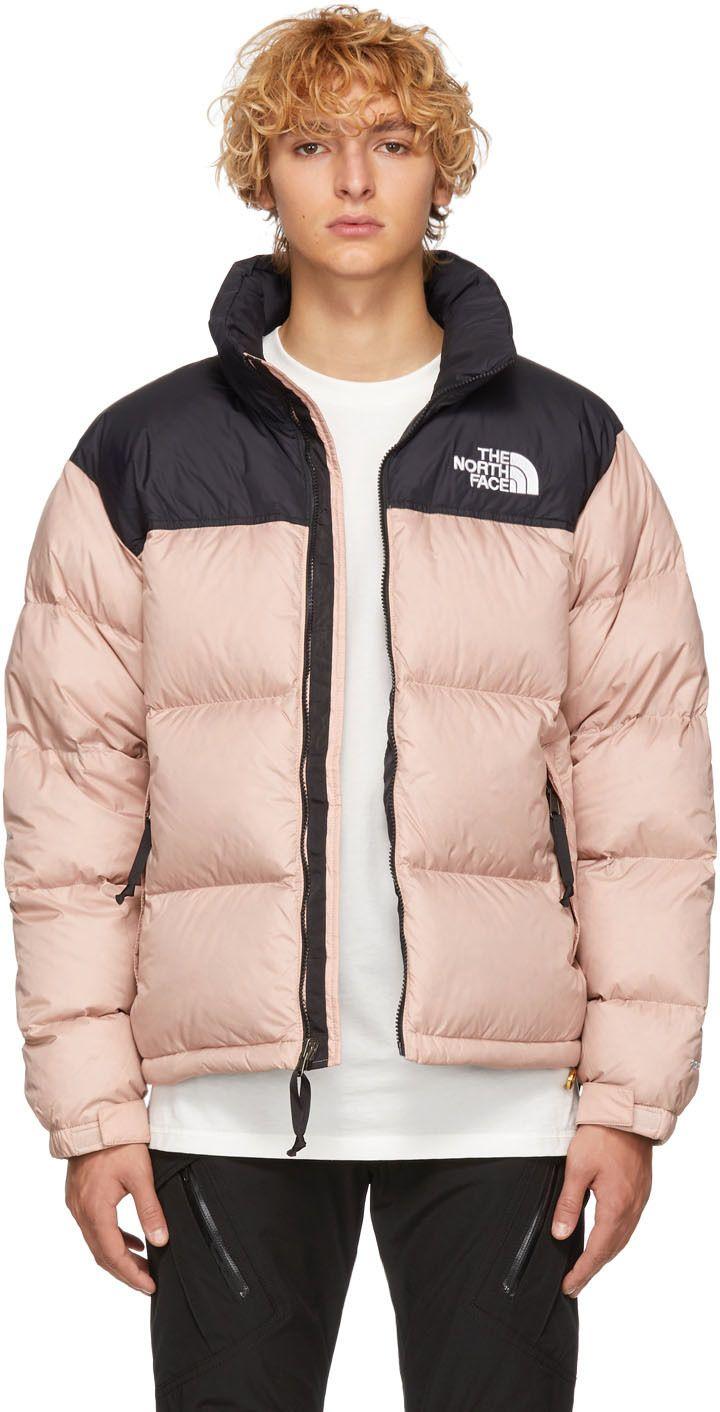 The North Face Pink Down 1996 Retro Nuptse Jacket Pink North Face Jacket North Face Jacket Mens North Face Jacket