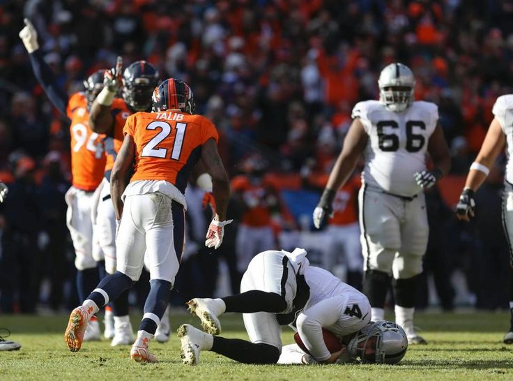 Aqib Talib  - Broncos vs Raiders (12/28/14)