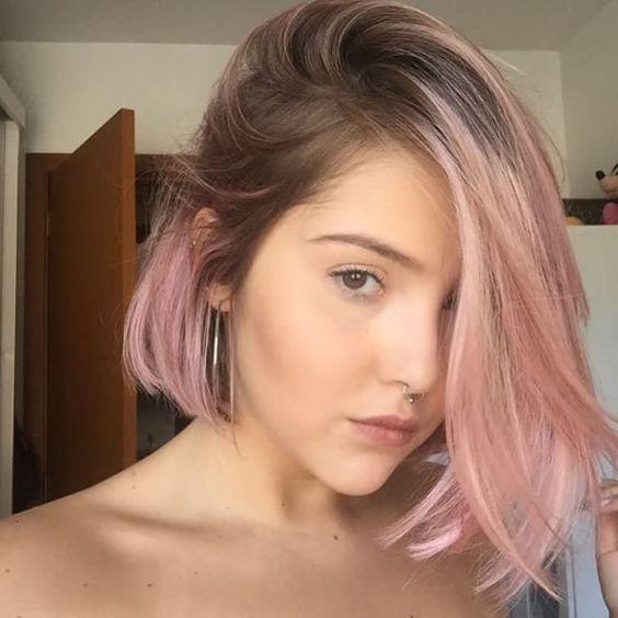 + 75 para você se inspirar e ter um cabelo colorido lindo – Blog da Ana Liberato | Cabelo