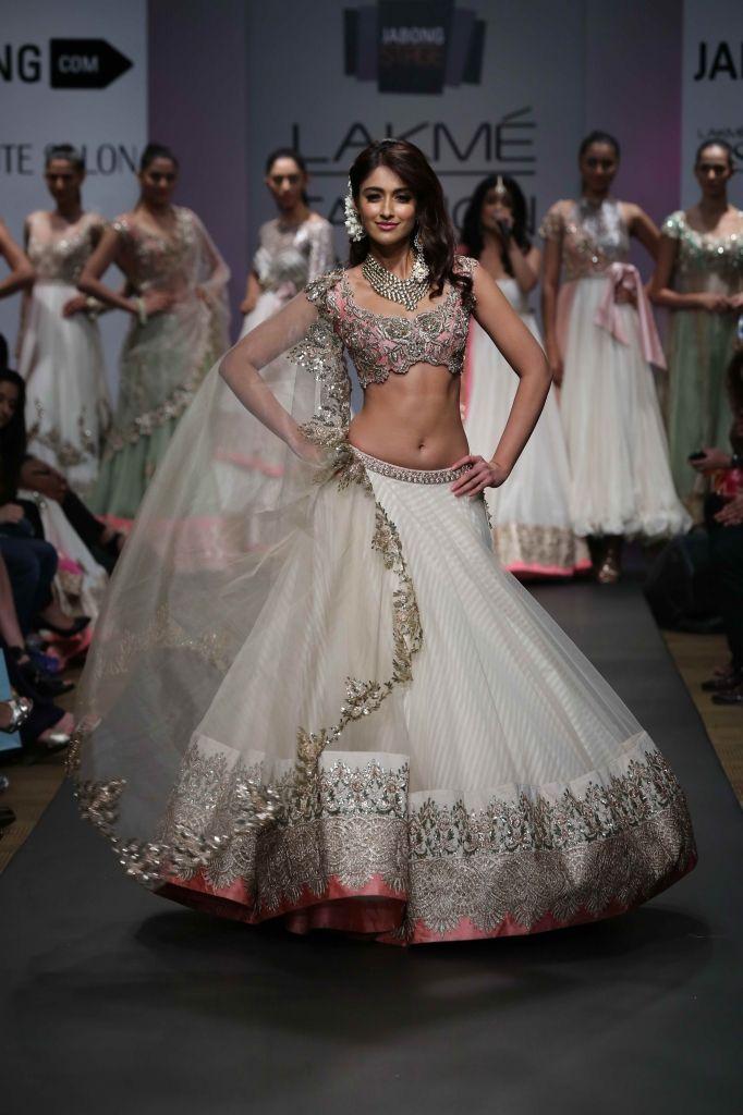 Lakmé Fashion Week – Anushree Reddy at LFW SR 2014