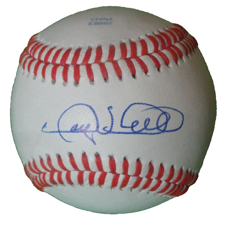 Gary Sheffield Autographed Rawlings ROLB1 Leather Baseball, Proof Photo. Gary Sheffield Signed Rawlings Baseball, New York Yankees, Florida Marlins, San Diego Padres, Proof   This is a brand-new Gary Sheffieldautographed Rawlings official league leather baseball.Garysigned the baseball in blue ball point pen.Check out the photo of Garysigning for us. ** Proof photo is included for free with purchase. Please click on images to enlarge. Please browse our websitefor additionalMLB…