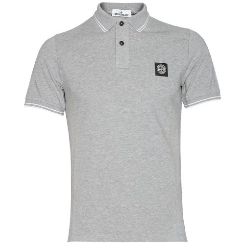 Mens Stone Island Short Sleeve polo T shirt