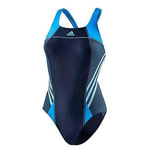 <title>adidas Schwimmanzug Damen navy im Online Shop von SportScheck kaufen</title>
