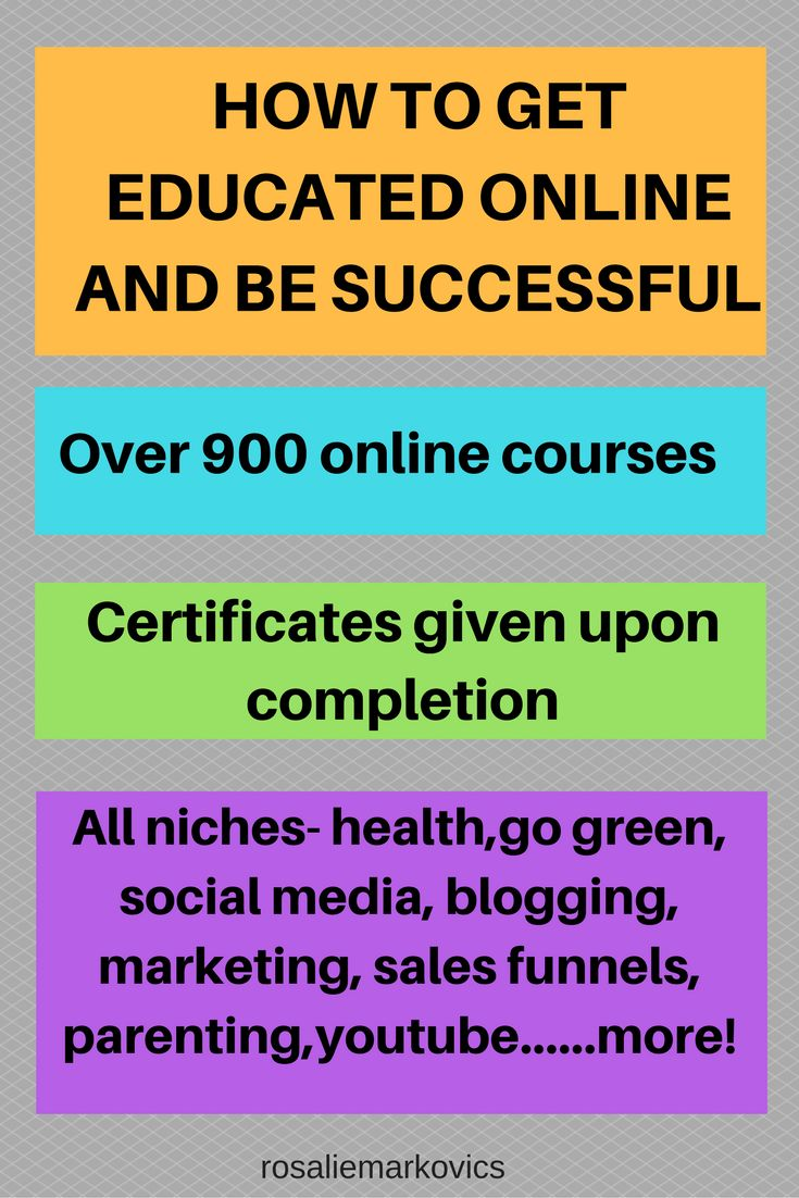 Read how to get skills in any area and become an authority. Use your Certificate of completion in your resume, media kit or in online advertising. Much cheaper than other online offers. online courses I education I training for niches I resume I cheap courses I