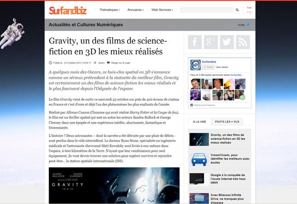 Gravity Is Awesome  - one of the finest portrayals of space travel . #sexy #cute #nude #naked young mother had an affair with parent at :  http://sexy.feminax.net