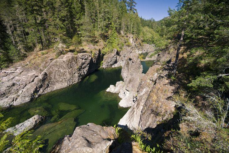 caaannt wait to go back. Sooke Potholes Provincial Park, Sooke BC