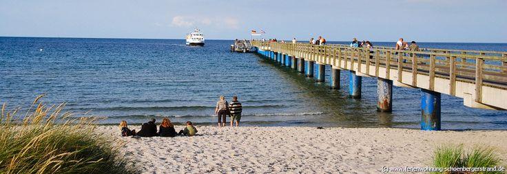 Schönberger Strand Ferienwohnungen & Ferienhäuser an der Ostsee