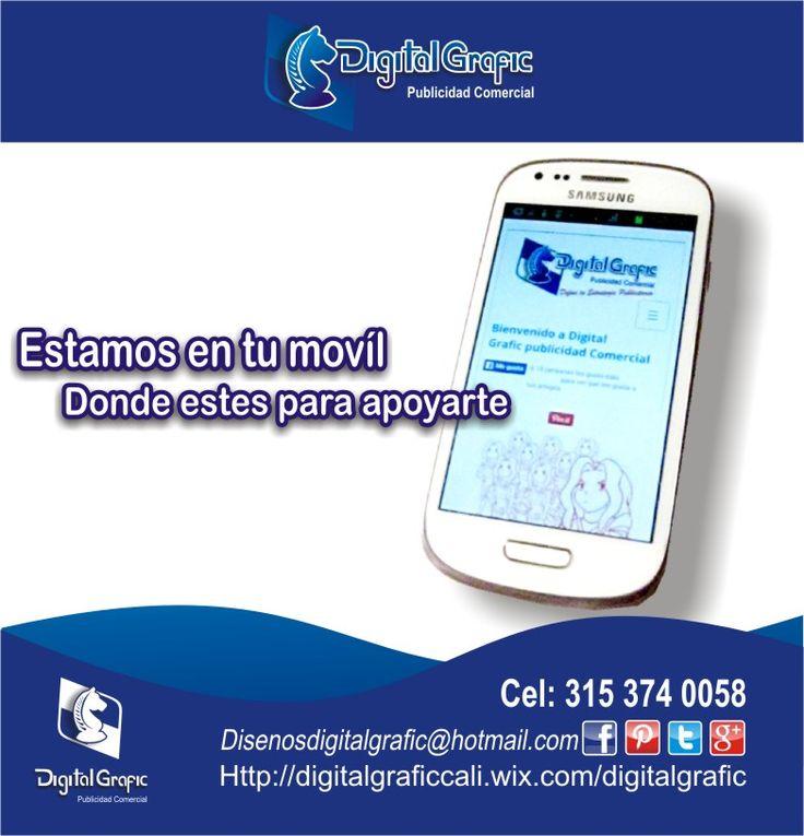 Nuestros Servicios desde tu móvil