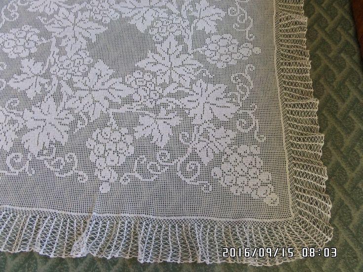 Gyönyörű recehorgolás - Szőnyeg, Textil | Galéria Savaria online piactér - Antik, műtárgy, régiség vásárlás és eladás