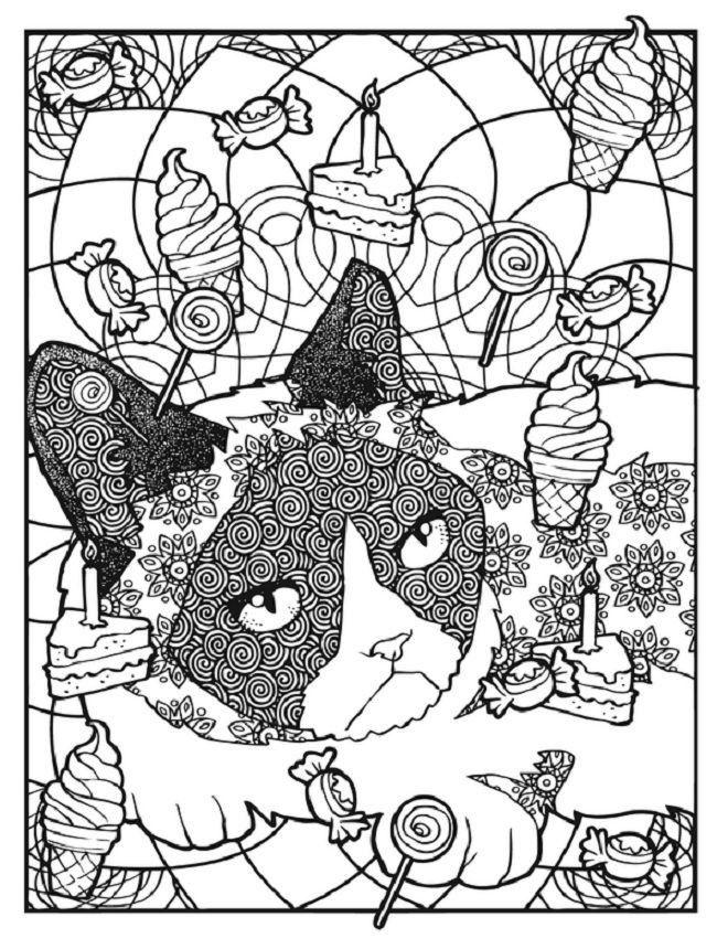 Grumpy Cat Grumpy Cat Art Bowie Cat David Bowie Art Print