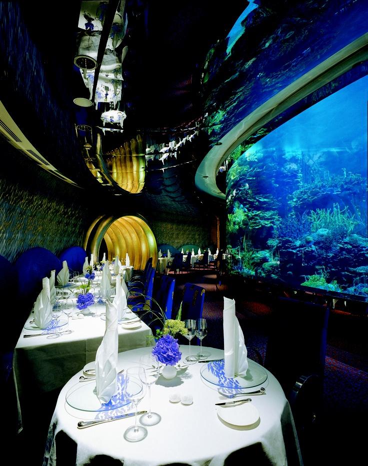 Mit wem würdest Du gern in diesem Restaurant sitzen?  http://www.lastminute.de/reisen/vereinigte-arabische-emirate/dubai/?lmextid=a1618_180_e30  Foto: Burj Al Arab