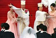 Rev. Sun Myung Moon, 92,  Dies